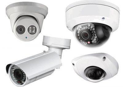 Surveillance Camera Install
