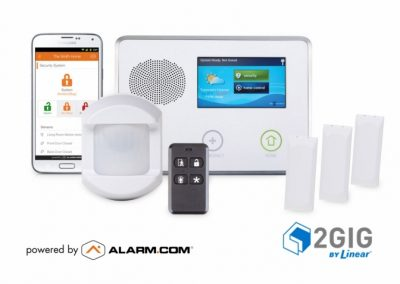 Alarm System Repair and Install