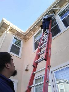 Central Valley Alarm workers